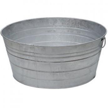 Beverage Tub- Galvanized tub