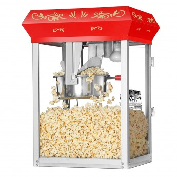 Popcorn Makers and Packets