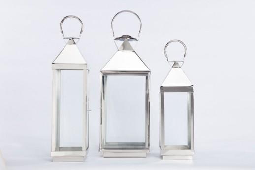 Bristol Nickel Lanterns