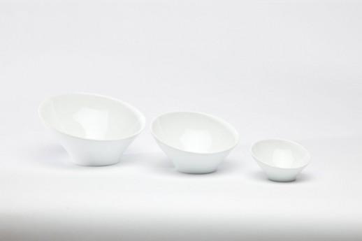Slanted Bowls