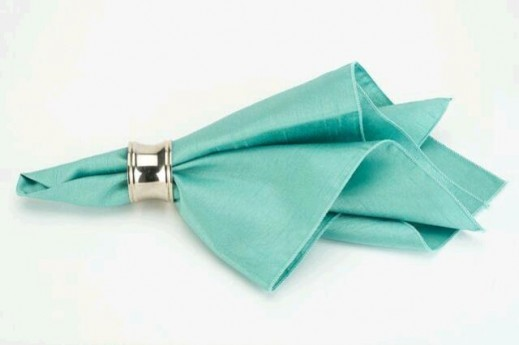 Turquoise Dolce Dinner Napkin