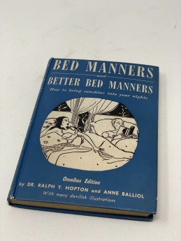 BED MANNERS BOOK