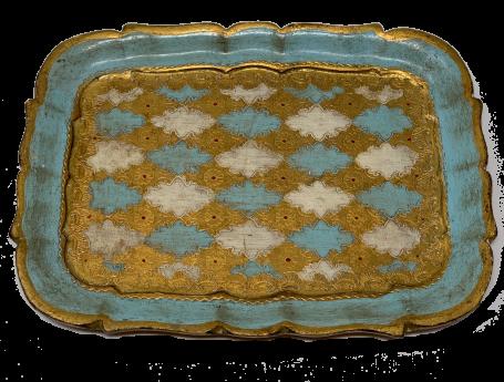 Fiona Florentine tray