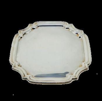 Revere Silver Tray & Bowl