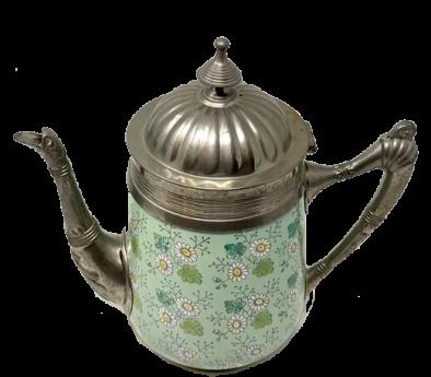 DELIA VINTAGE TEA POT