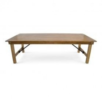 Medium Rustic Farm Tables
