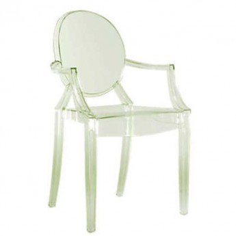 Anime Ghost Chair - Green