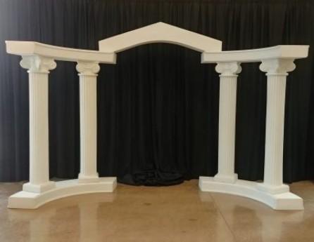 Column Arch w/96