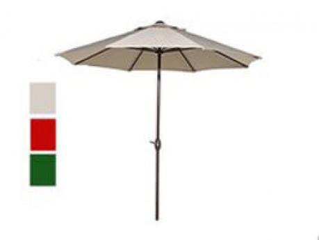 Market Umbrella – 9' Red