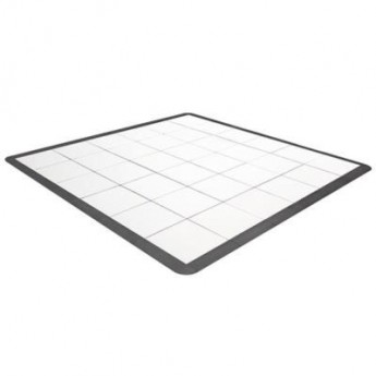 Dance Floor – White 9' x 12' (Installation Included)