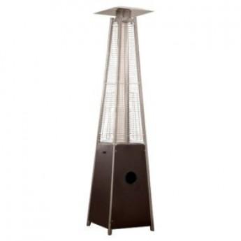 Lava/Tube Elegant Heater – Includes Propane Tank