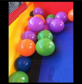 100 Play Balls Non-Toxic – Sale Item
